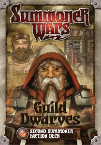 Summoner Wars : Second Summoner - Guild Dwarves